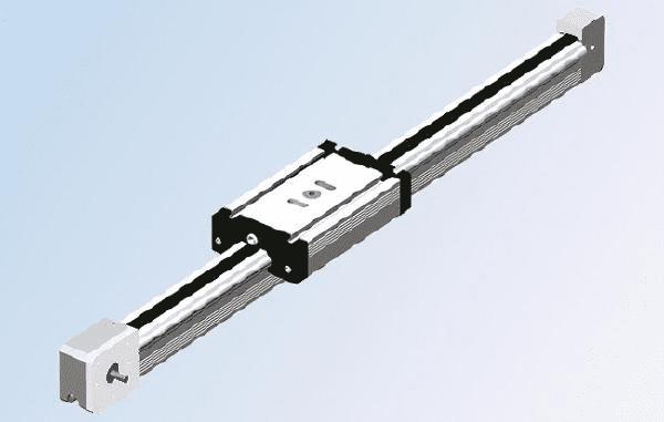 Isel Automation - LEZ 1 Belt Actuator