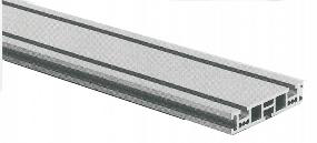 Isel Automation - RE15x75 Aluminum Extrusion Table Plate