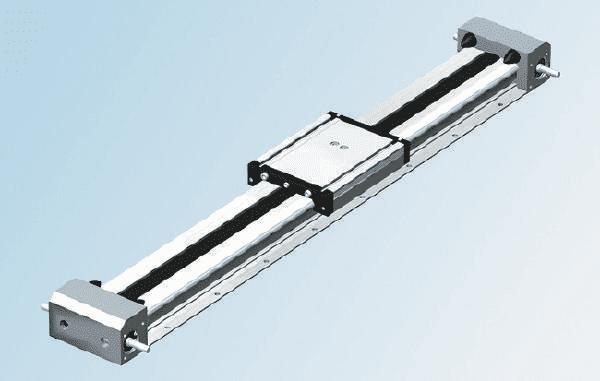 Isel Automation - LEZ 2 Belt Actuator