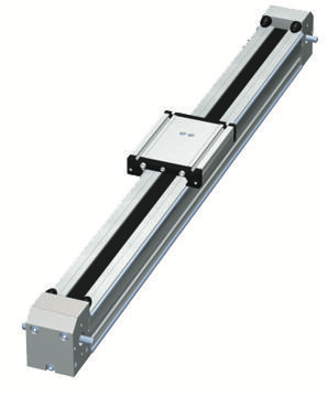 Isel Automation - LEZ 3 Belt Actuator