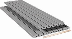 Isel Automation - PT 50 Aluminum Extrusion Table Plate