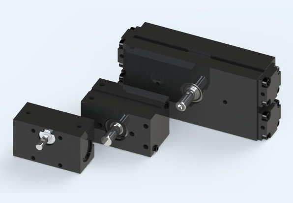 Rotomation Actuators