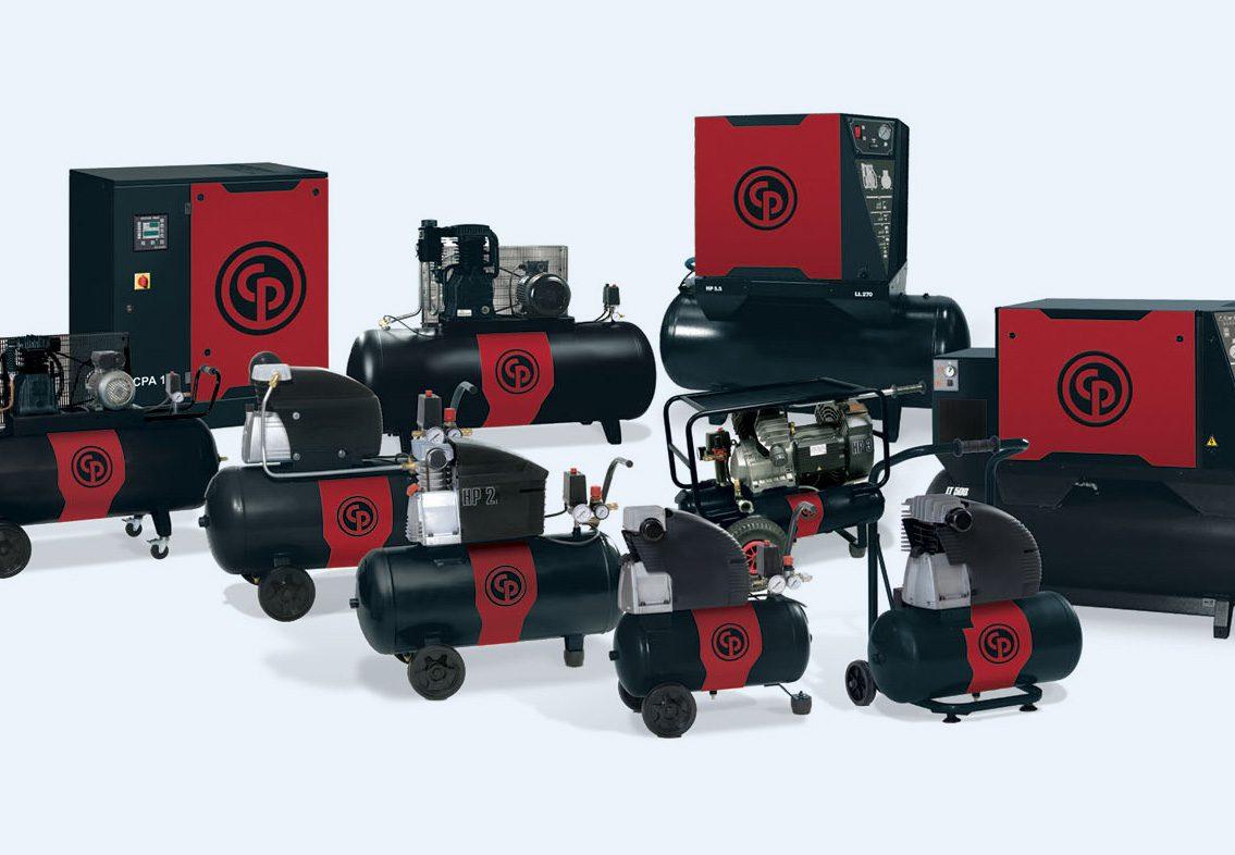 Chicago Pneumatic Compressors