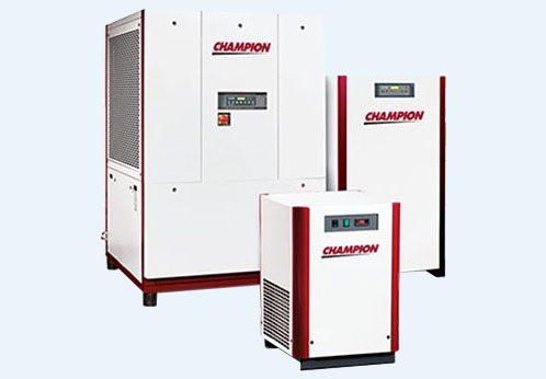 Champion Pneumatic Dryers
