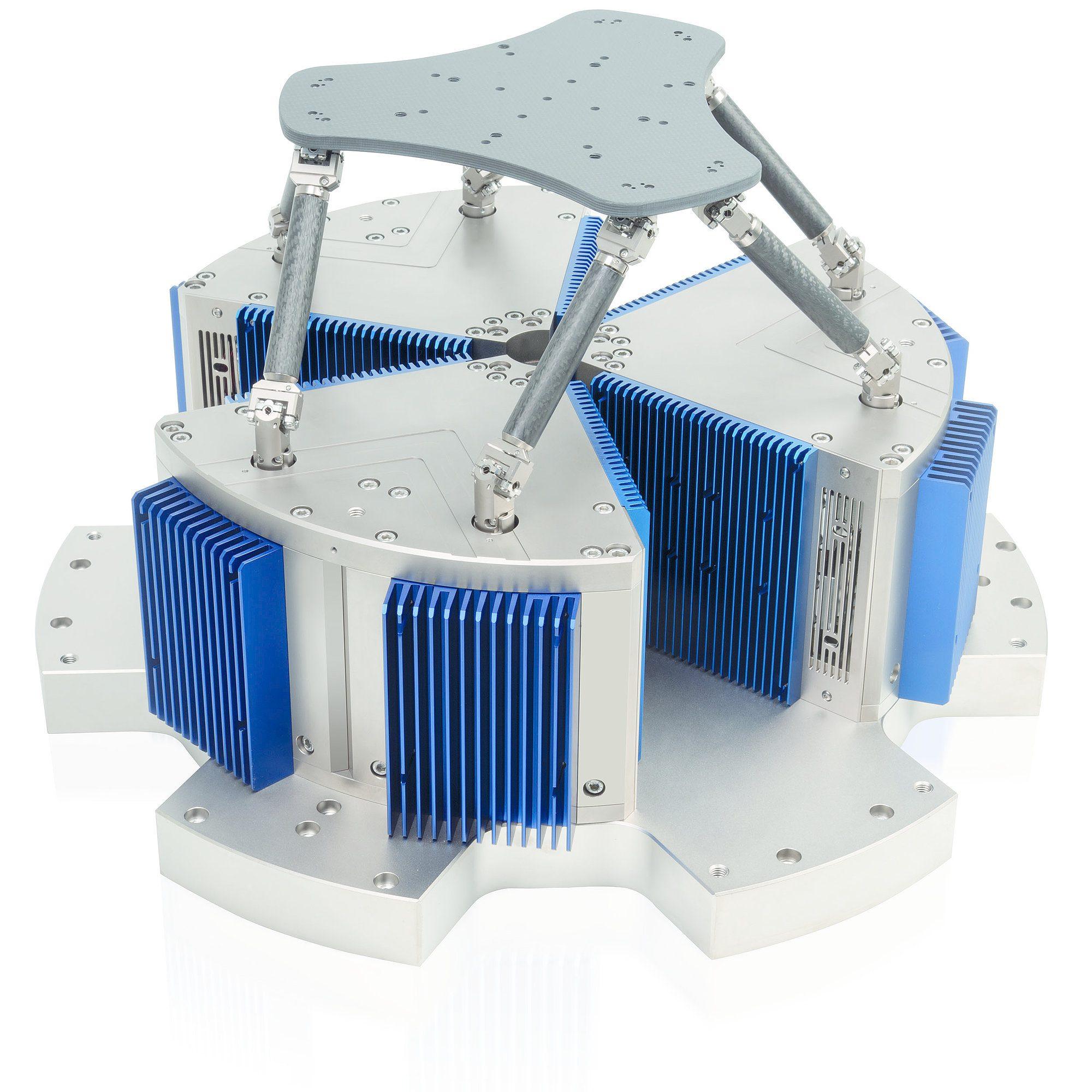 "PI-H-860 Fast ""Shaker Hexapod"""