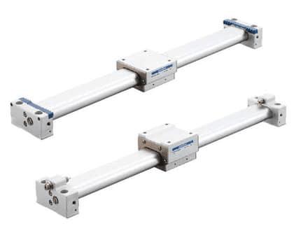 Kogenei - Magnet Type Flat Rodless Linear Actuators