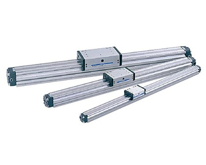 Koganei - Linear Rodless Actuators -Slit Type