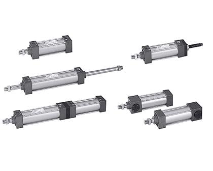 Koganei - Tie-Rod Actuators