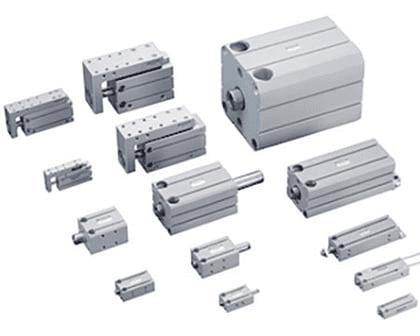 Koganei - Compact Pneumatic Cylinders