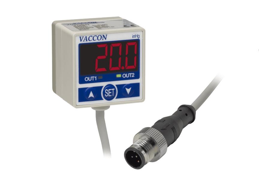 Vaccon Vacuum And Pressure Sensors