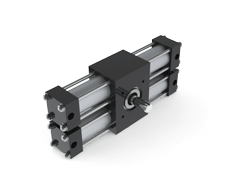 Rotomation - Dual Rack Stepping Actuators