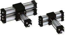 Rotomation - Dual Rack Pick & Place Actuators