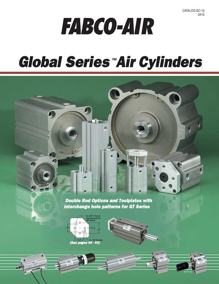 Fabco-Global Series Air Cylinders Catalog