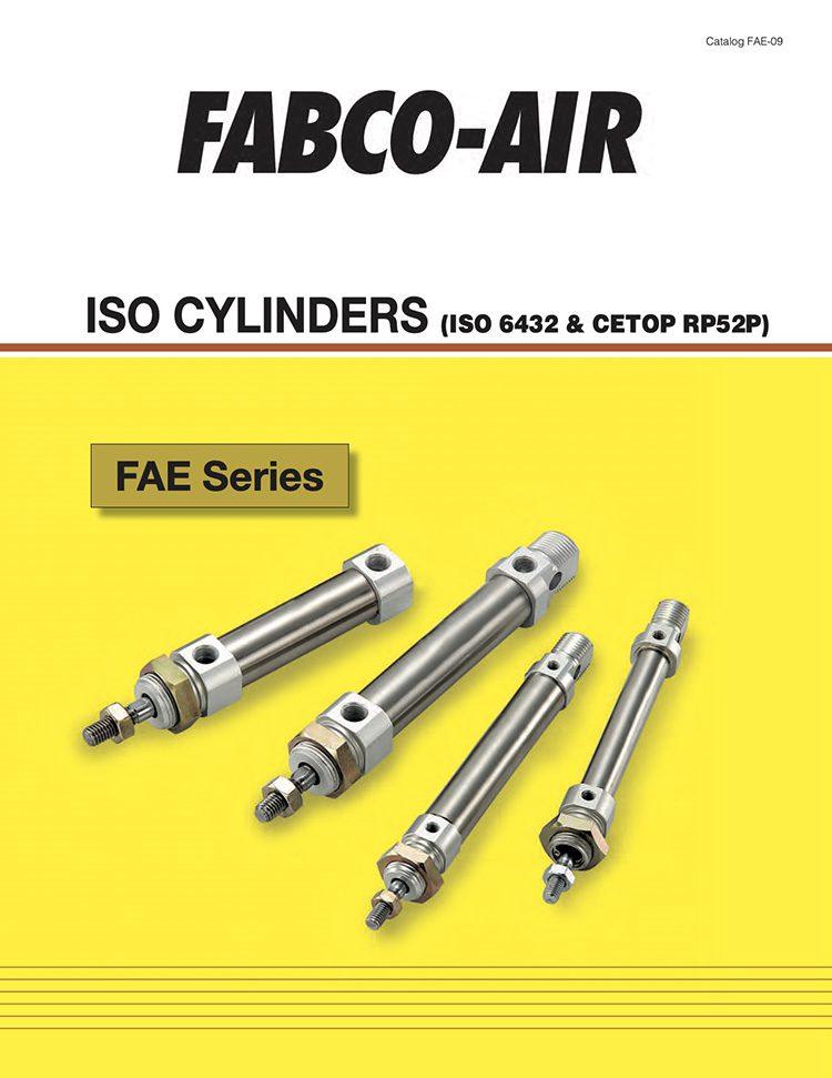 Fabco-ISO Cylinders FAE Catalog