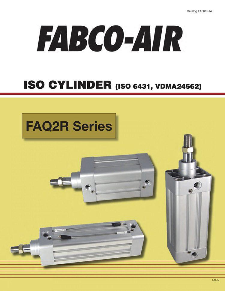 Fabco-ISO Cylinders FAQ2R Catalog