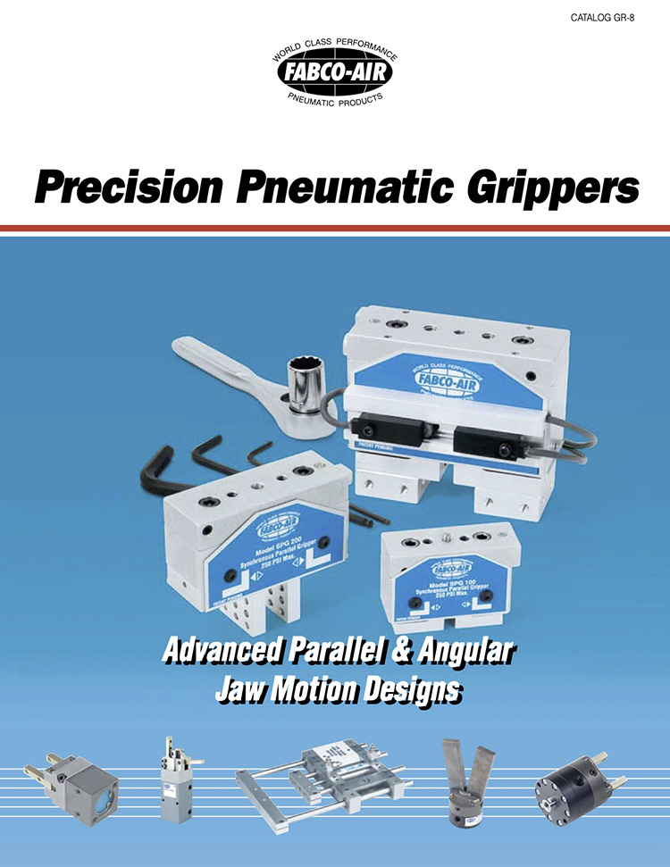 Fabco-Precision Pneumatic Grippers Catalog