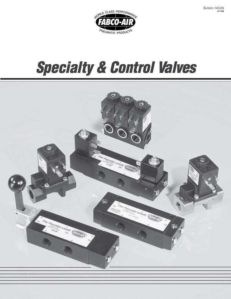 Fabco-Specialty & Control Valves Catalog