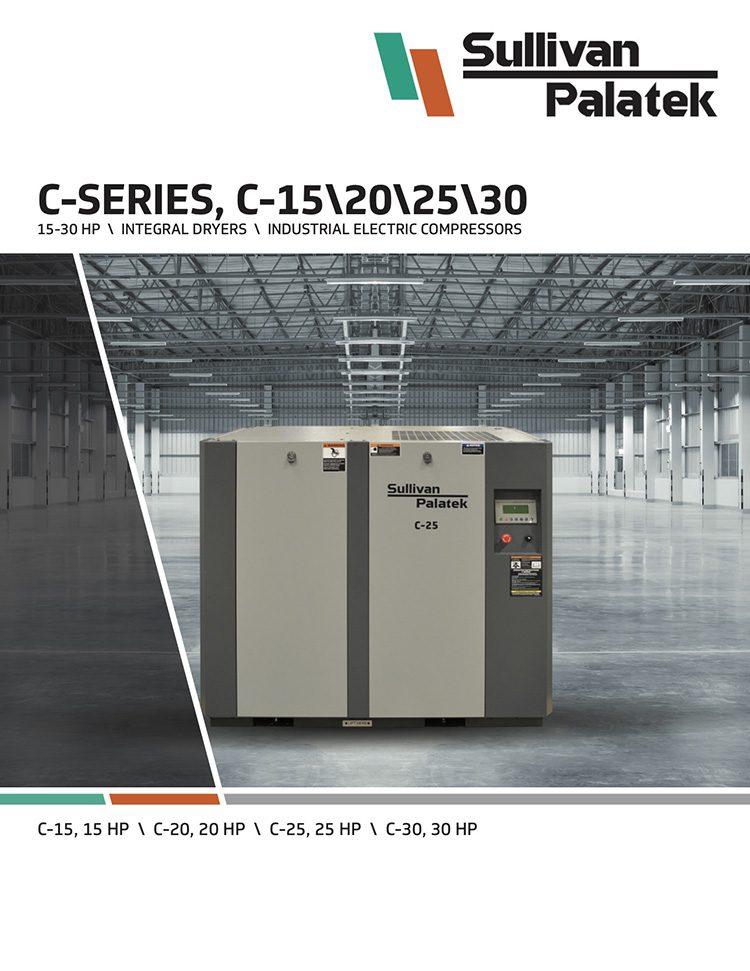 Sullivan Palatek-C Series Compressors 15-30 Catalog