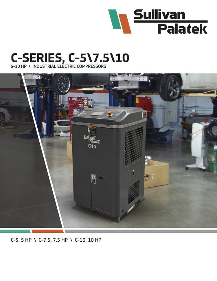 Sullivan Palatek-C Series Compressors 5-10 Catalog
