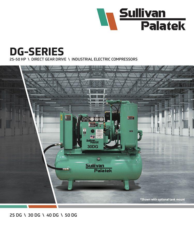 Sullivan Palatek-DG Series Compressors Catalog