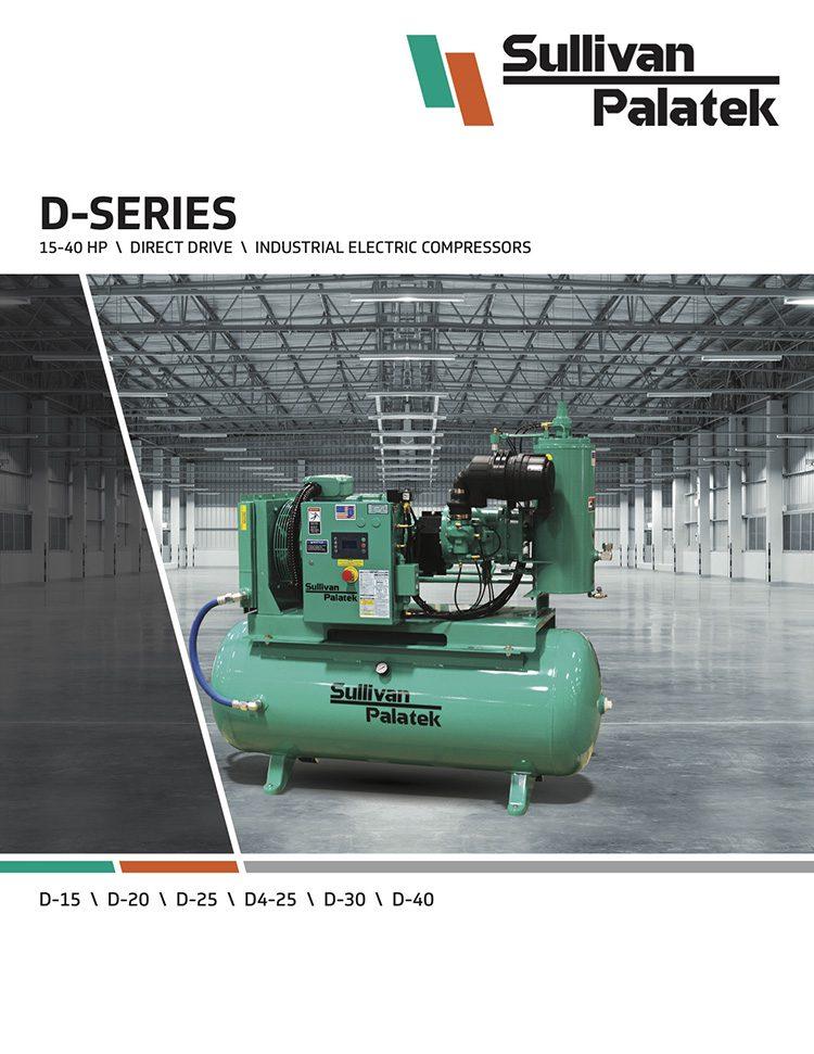 Sullivan Palatek-D Series Compressors Catalog