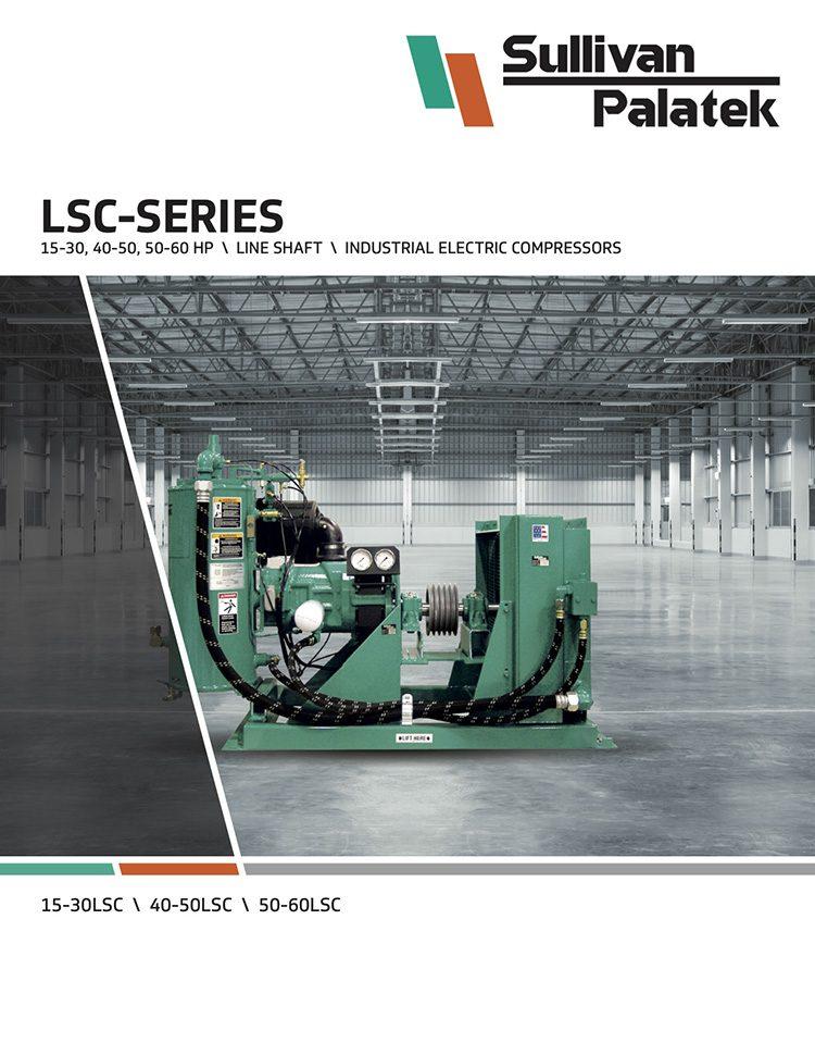 Sullivan Palatek-LSC Series Compressors Catalog