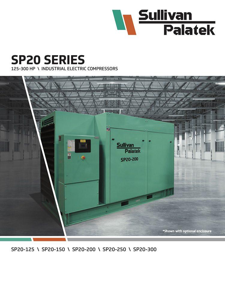 Sullivan Palatek-SP20 Series Compressors Catalog