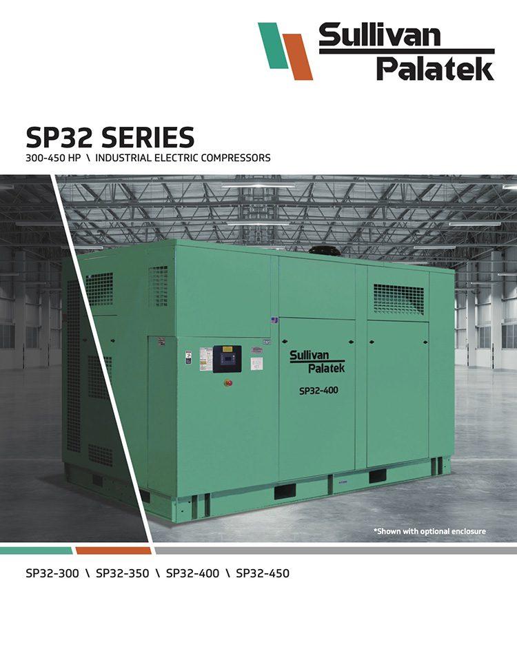 Sullivan Palatek-SP32 Series Compressors Catalog