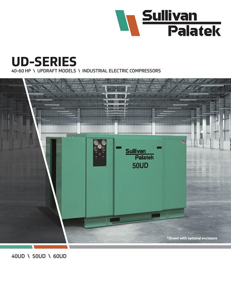 Sullivan Palatek-UD Series Compressors Catalog