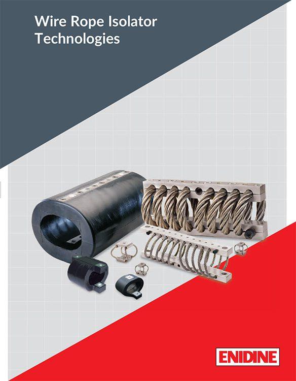 Enidine Wire Rope Isolators Catalog