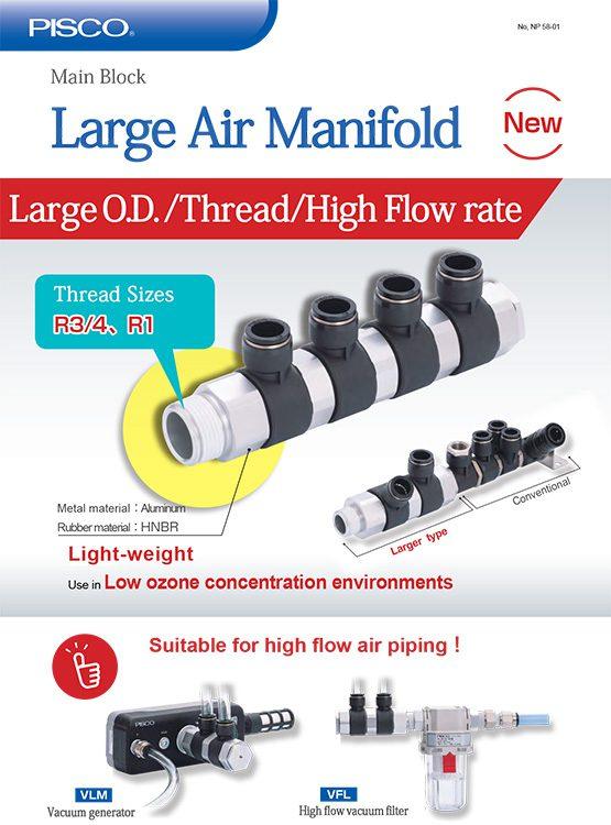 Pisco-Manifold Catalog