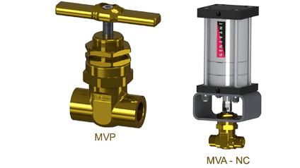 Generant High Pressure Gas Control Valves